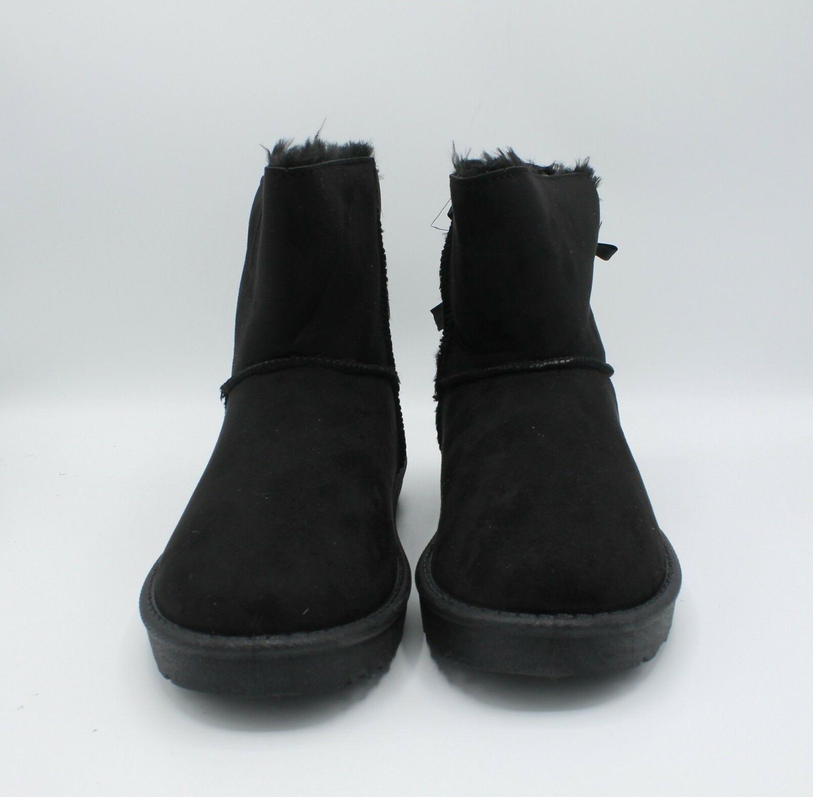 Boots Winter Fur Hair boots