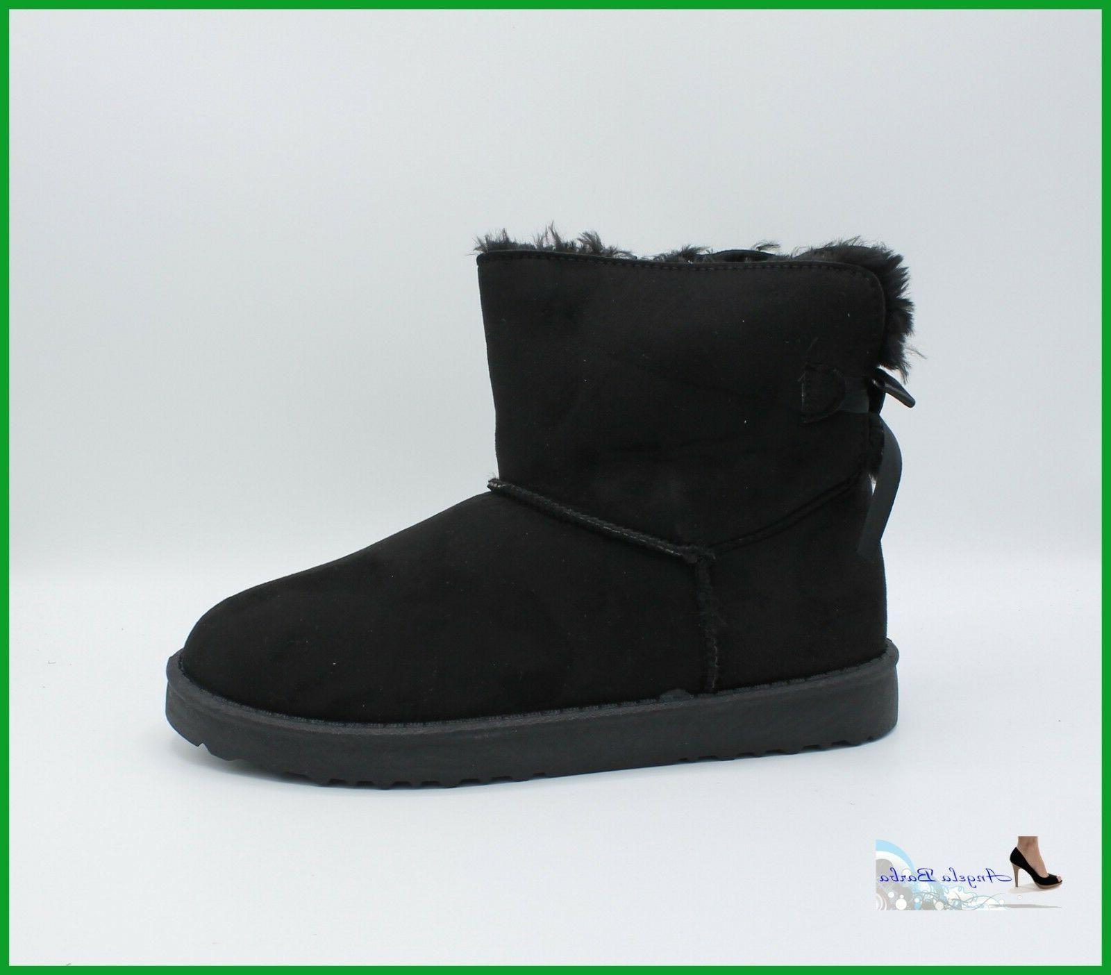 boots winter women s with fur booties