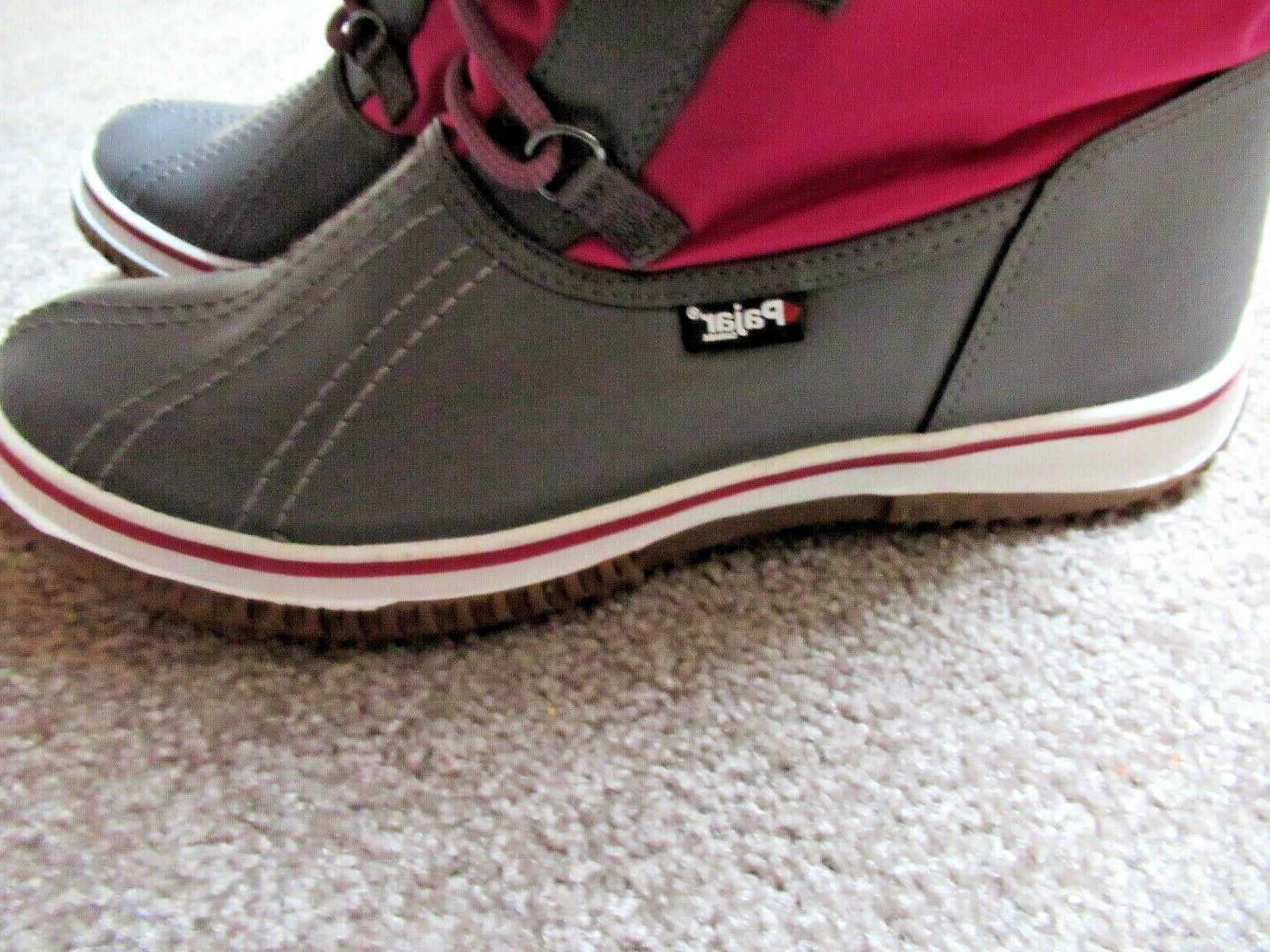 ~~PAJAR CANADA Women's Pink Debby Boots 10 NWT~Knee high