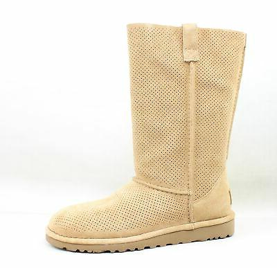 classic perforated boot
