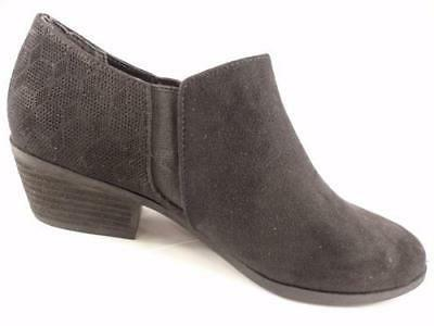 Dr Brief Booties Black Boots