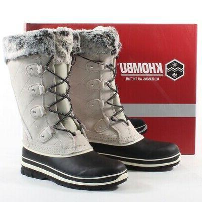 Khombu Snow Boots