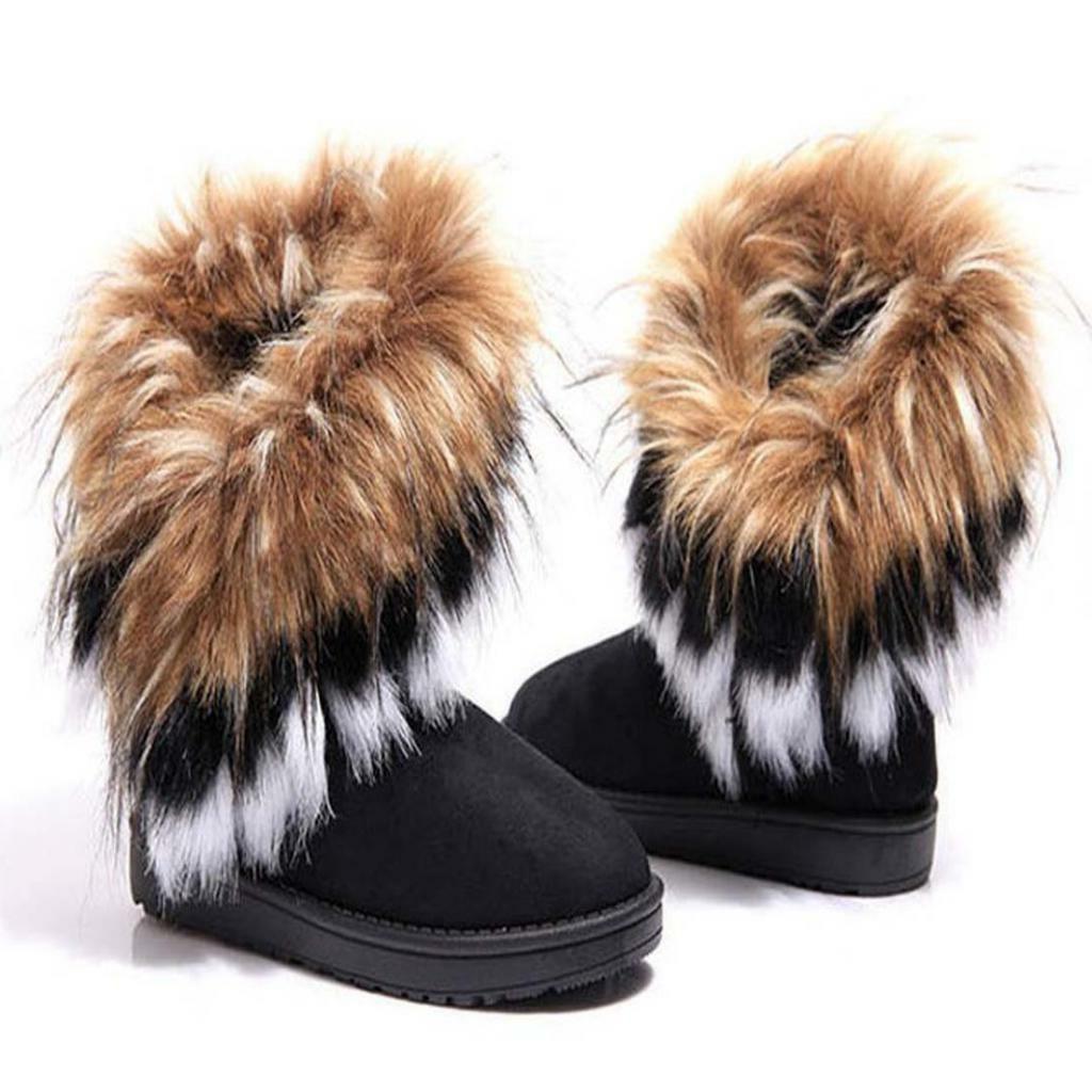 Fashion Women's Boot Warm Snow Outdoor