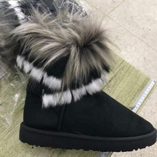 Fashion Women's Boot Winter Snow Boots Outdoor