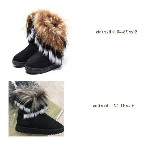 Fashion Women's Snow Boots Outdoor