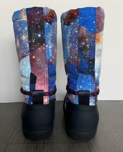 Hunter Galaxy Moon Boots Size Women Winter