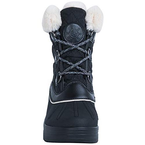 GLOBALWIN Wedge Boots