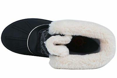 Globalwin Women's 1823 Snow Boots M US