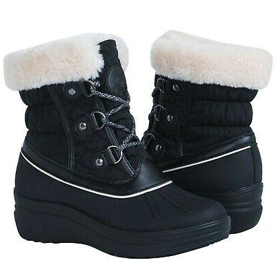 globalwin women s 1823 winter snow boots