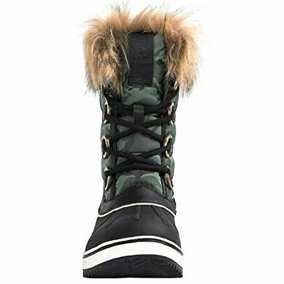 Globalwin Women's Winter Snow Boots Camouflage