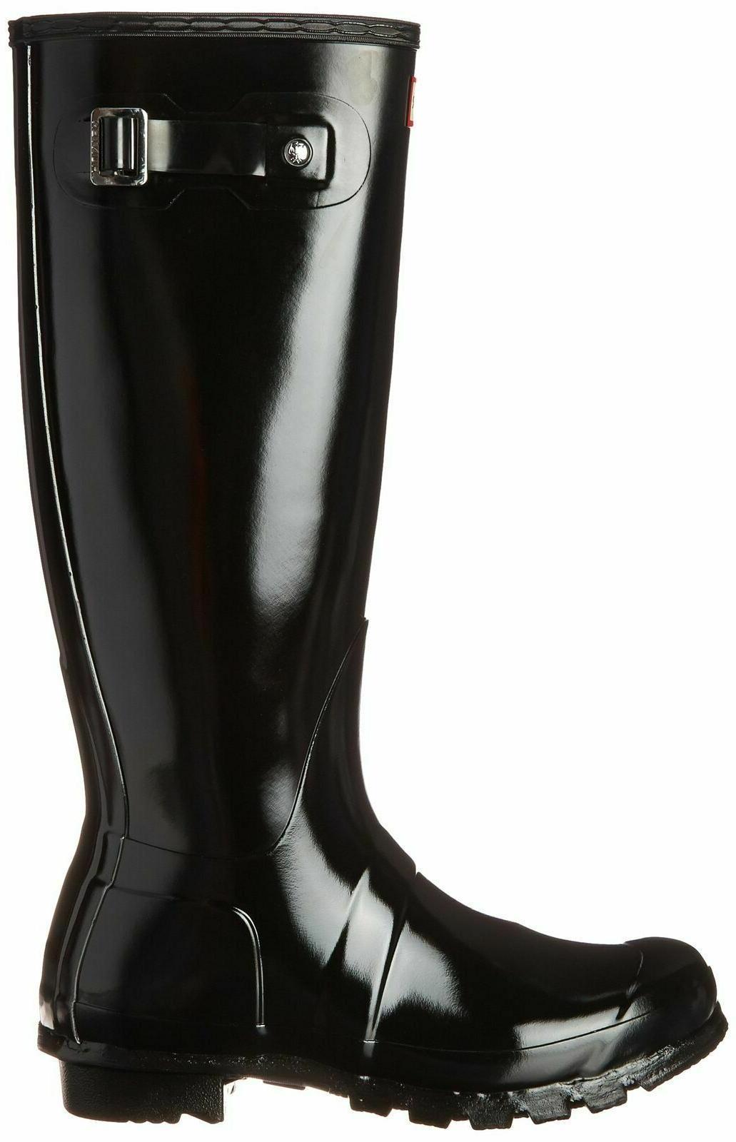 Women's Hunter Original High Gloss Boot, Size