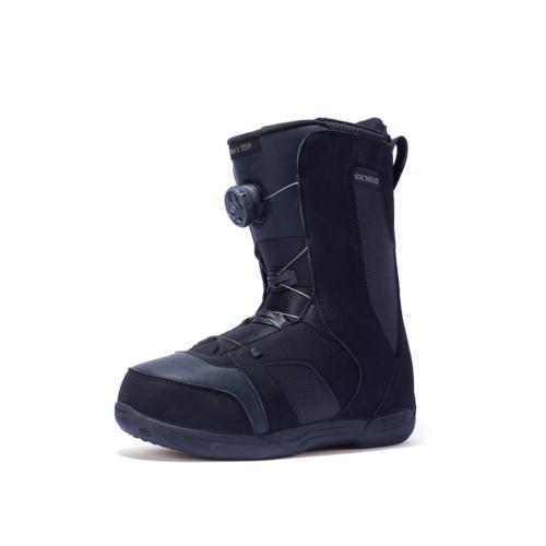 harper black 2017 womens snowboard boots ski