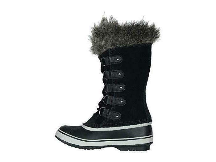 "Sorel Women's Boots ""Black/Quarry"" Women's"