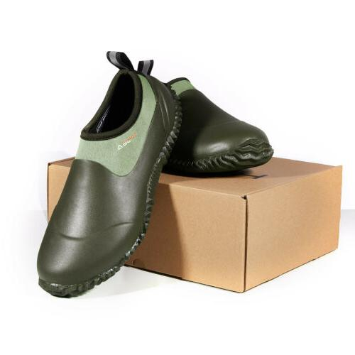 HISEA Men & Unisex Boots Garden Shoes Boots
