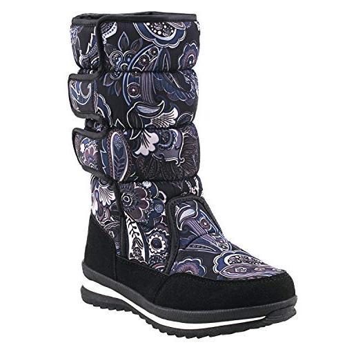 mid calf snow boot e9489