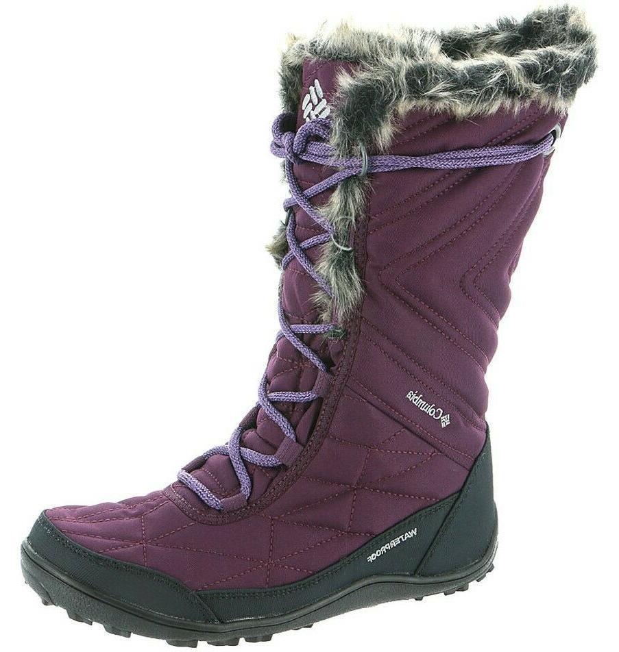 Columbia Minx Mid III Omni-Heat Women's Boots Winter Snow Hi