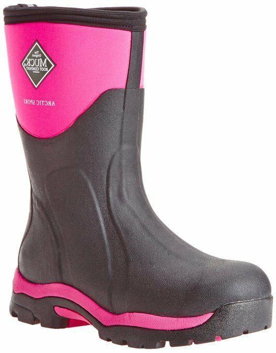 Muck II MID Snow Boots 6,7,8,9,10,11