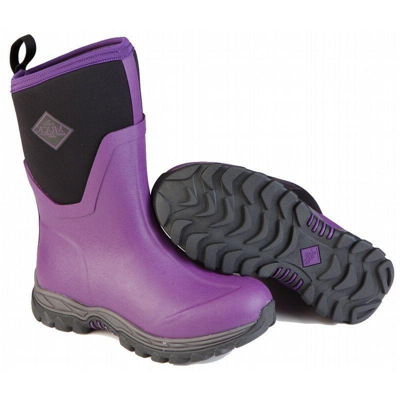 muck purple arctic sport ii mid womens