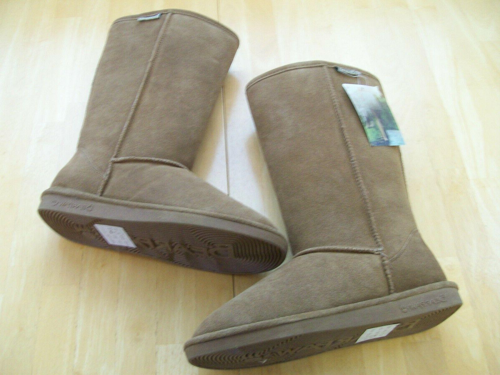 New Suede Snow Brown Womens