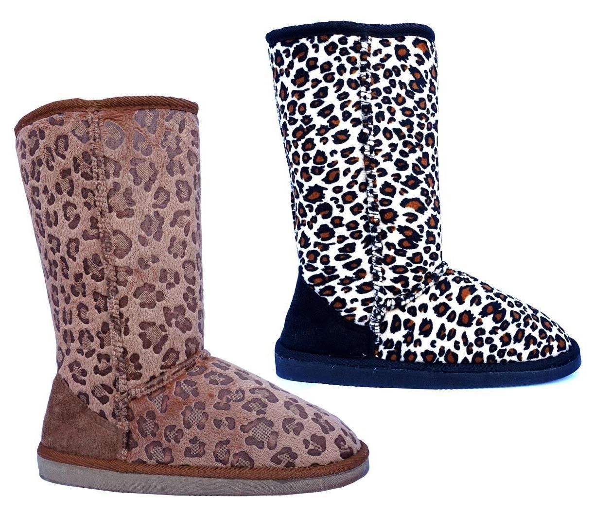 NEW Snow Boots Winter Heel -430