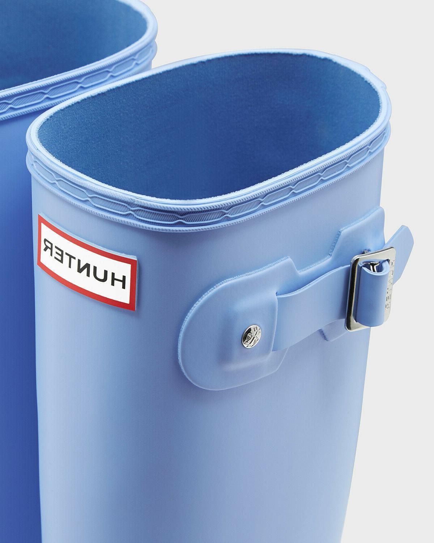 NIB Original Boots Blue Rain Snow Waterproof Rubber
