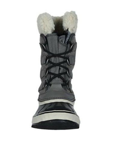 NIB Sorel Carnival Waterproof Snow Boot 9 Quarry Gray