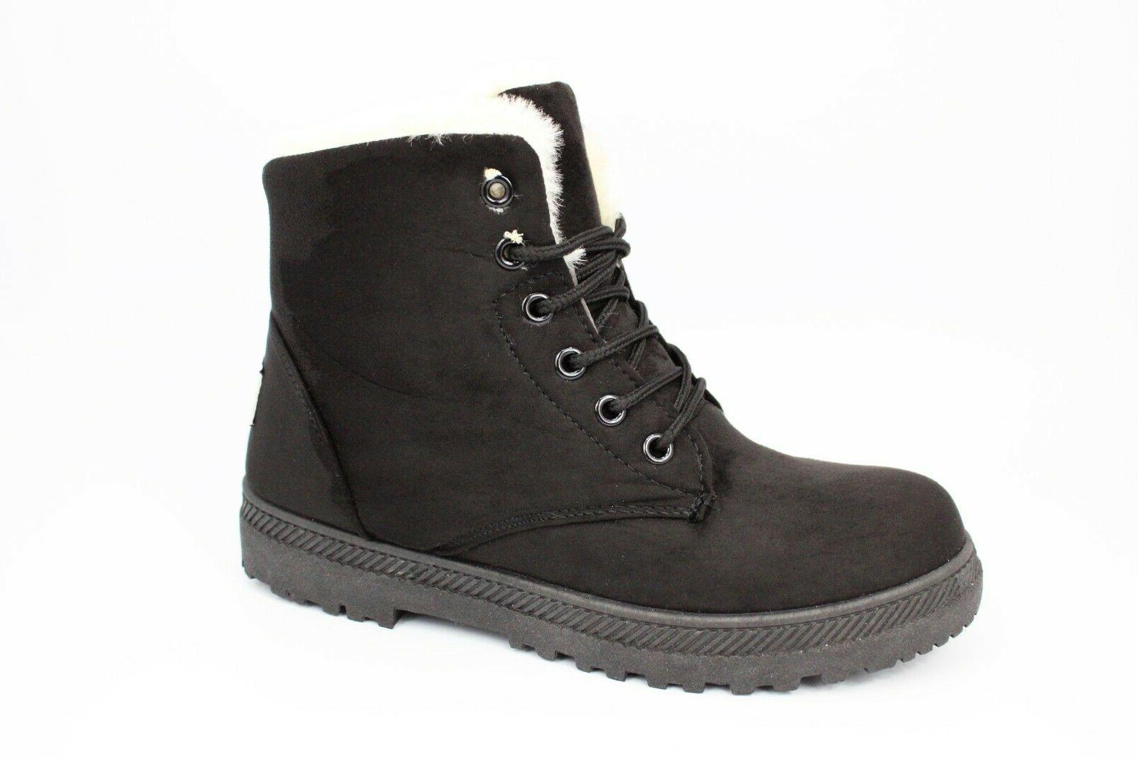 NOT100 Waterproof Boots Booties, Black, US