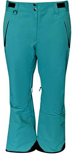 Snow Country Outerwear Womens Plus Size Snow Skiing Pants ,