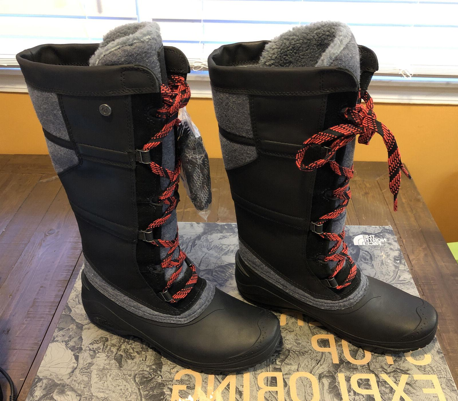 shellista iv tall winter snow boots women