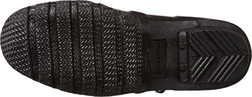 Hunter Rain Boot,Black Matte,8 US