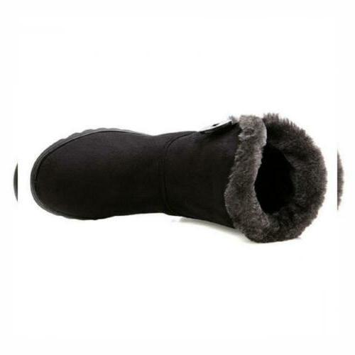Slduv7 Snow Pull On Shoes