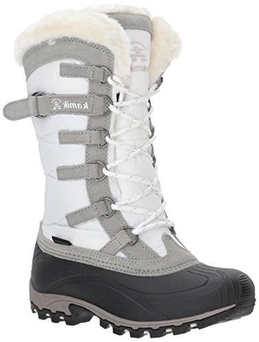 snowvalley waterproof boot