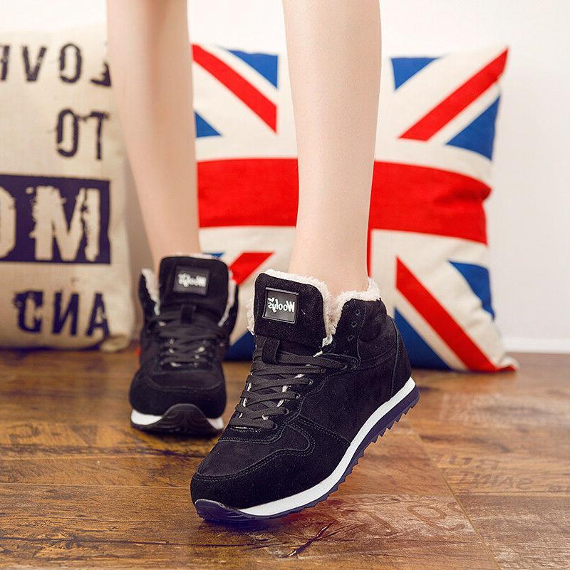 Unisex Men/Women Fashion Winter Work Shoes Sneakers