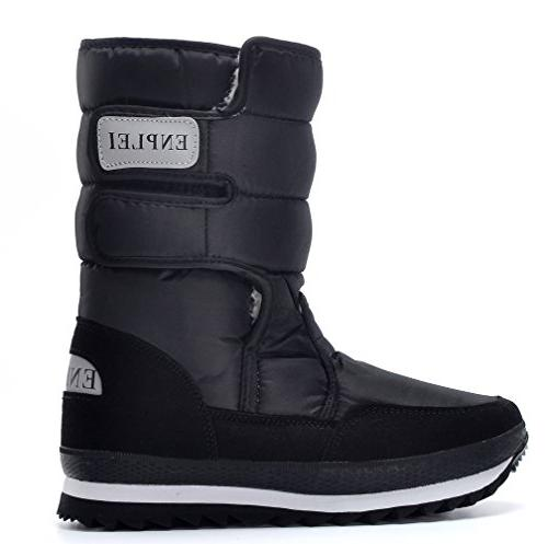 DADAWEN Frosty Snow Boot US Size