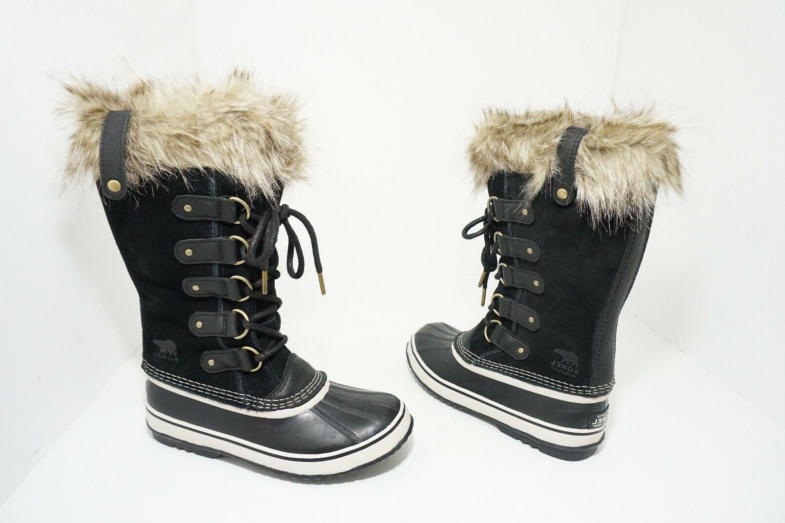 Women's Sorel 'Joan Of Arctic' Waterproof Snow Boot, Size 7.