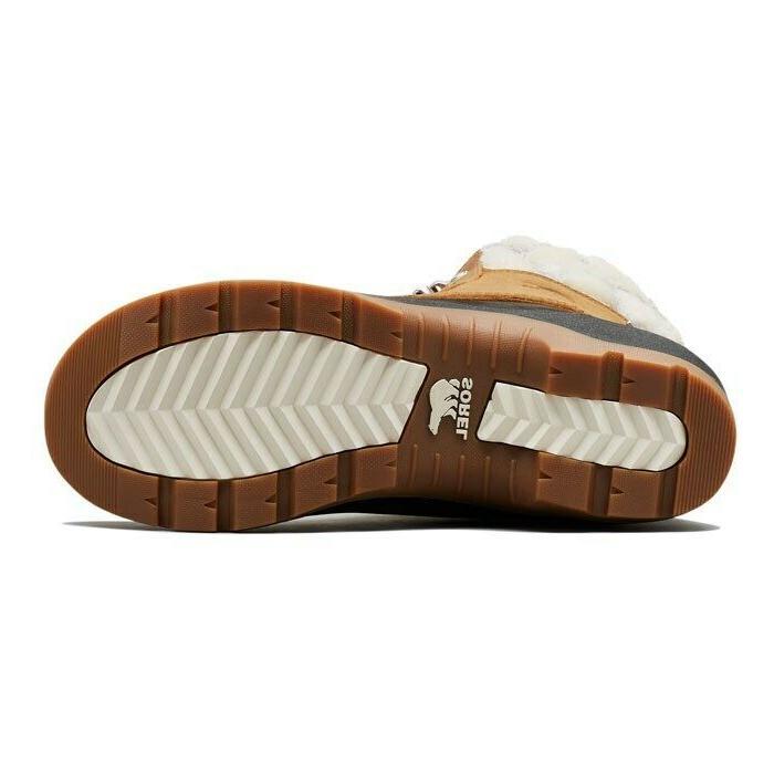 Sorel Waterproof Boots Brown Size US
