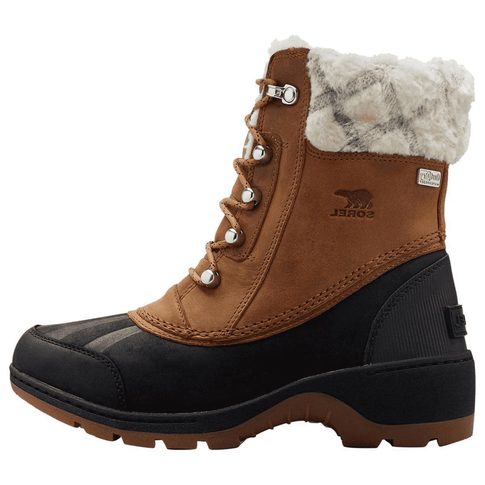 Sorel Waterproof Snow Brown Black US