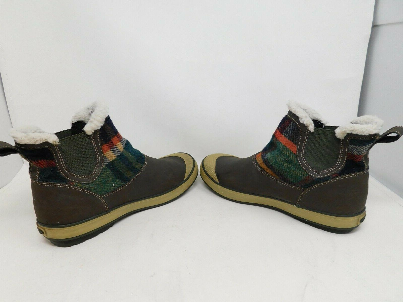 Womens Insulated Ankle