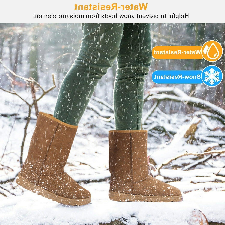 Snow Suede 5-10 Size