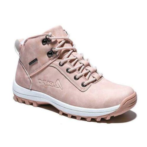 Winter Women's Lined Ankle Non-slip Snow Size