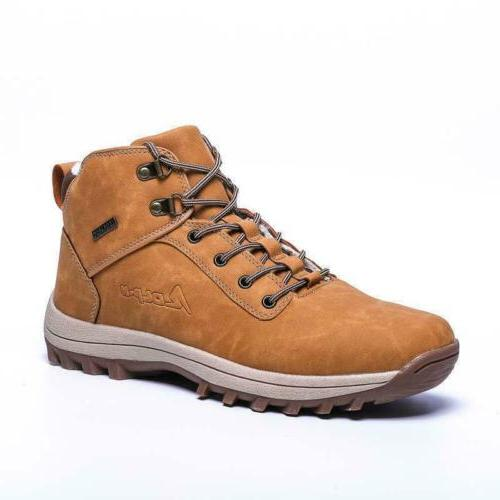 Winter Lined Boots Non-slip Size