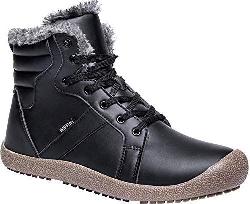 winter waterproof warm boots sneakers
