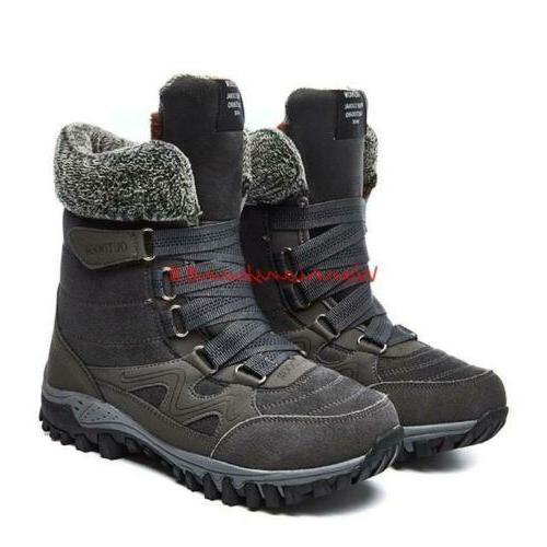 Winter Plush Boots Boots Sneakers Plus Size