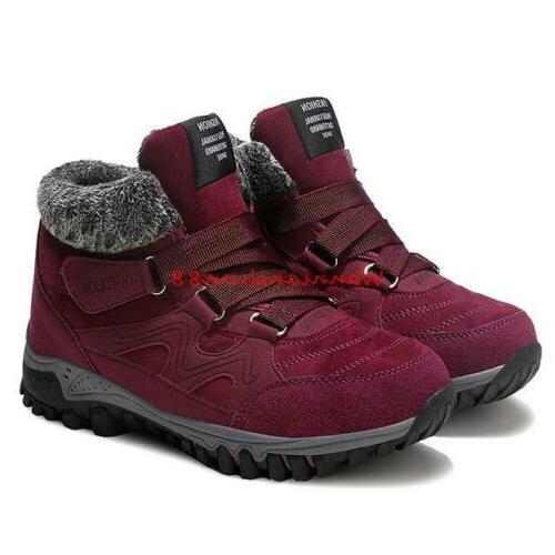 Winter Boots Boots Sneakers Hiking Size