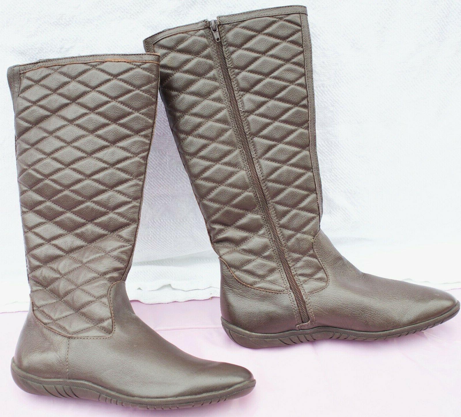 ANNA LUZZ Women Boots Size 38 7.5
