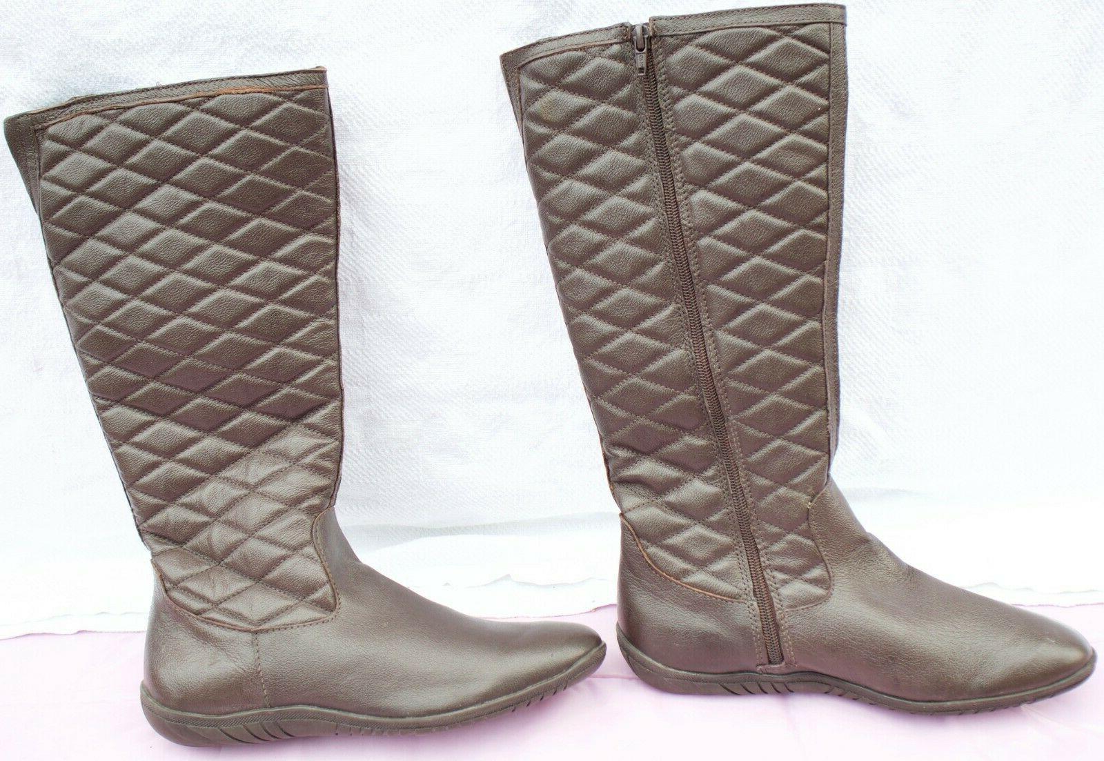 ANNA LUZZ Brown Boots Size