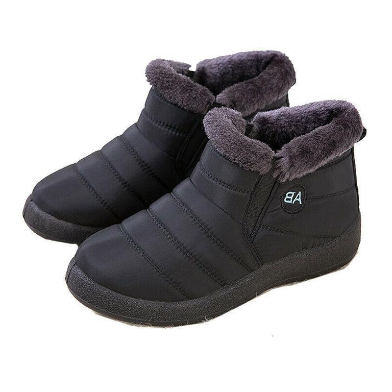 Slip On Ankle Waterproof