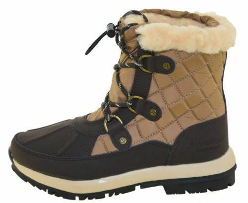 Bearpaw Snow Boots Choco 1845W