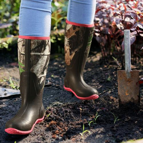 Boots Waterproof Rain Muck