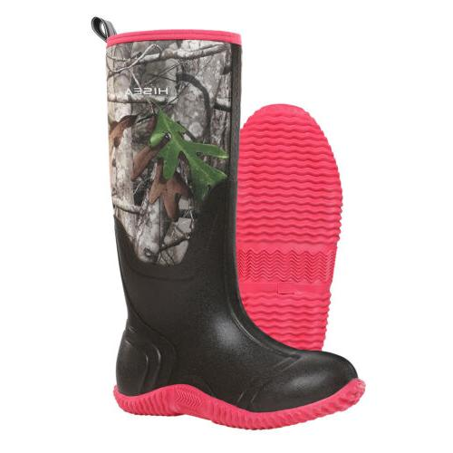 HISEA Women's Boots & Rain Muck